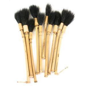 TEB brushes